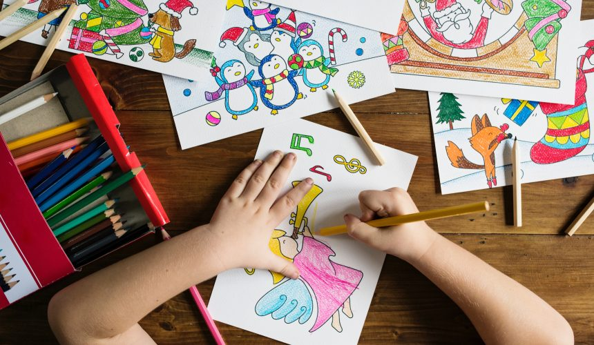 Fun Kid Activities During a Rainy Day